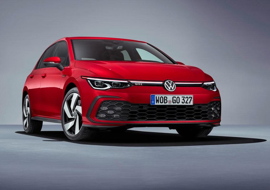2021 Yeni Kasa Volkswagen Golf 8 GTI Kaç Beygir?