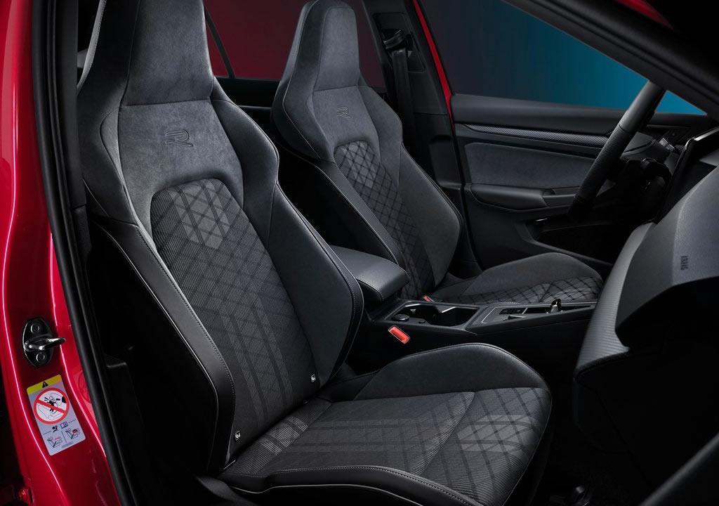 2021 Yeni Kasa Volkswagen Golf Variant İçi