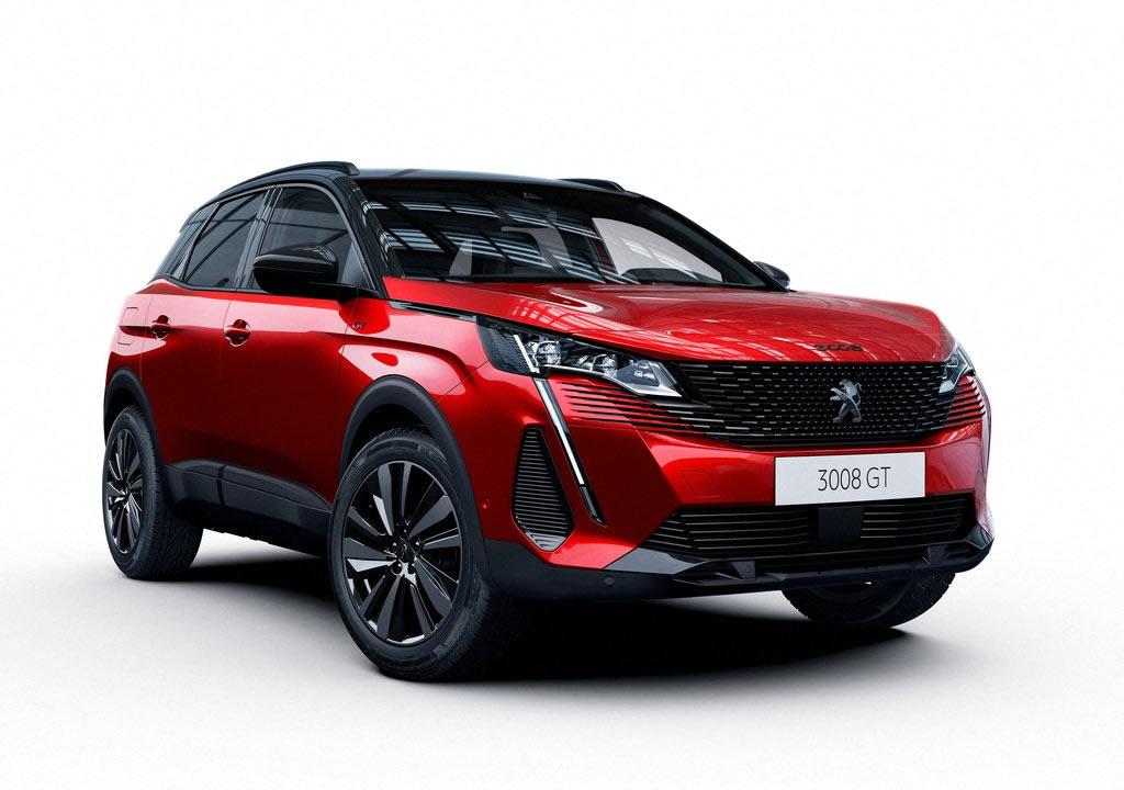 2021 Yeni Peugeot 3008 GT Özellikleri