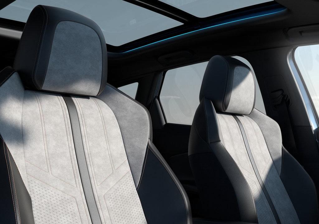 2021 Yeni Peugeot 3008 İçi
