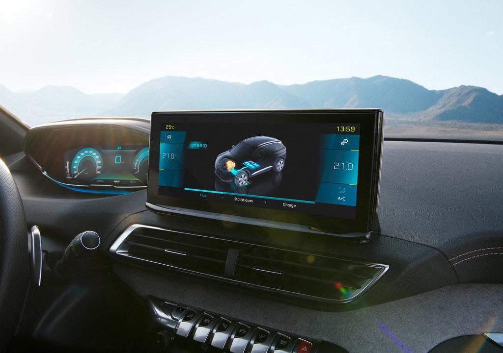 2021 Yeni Peugeot 3008