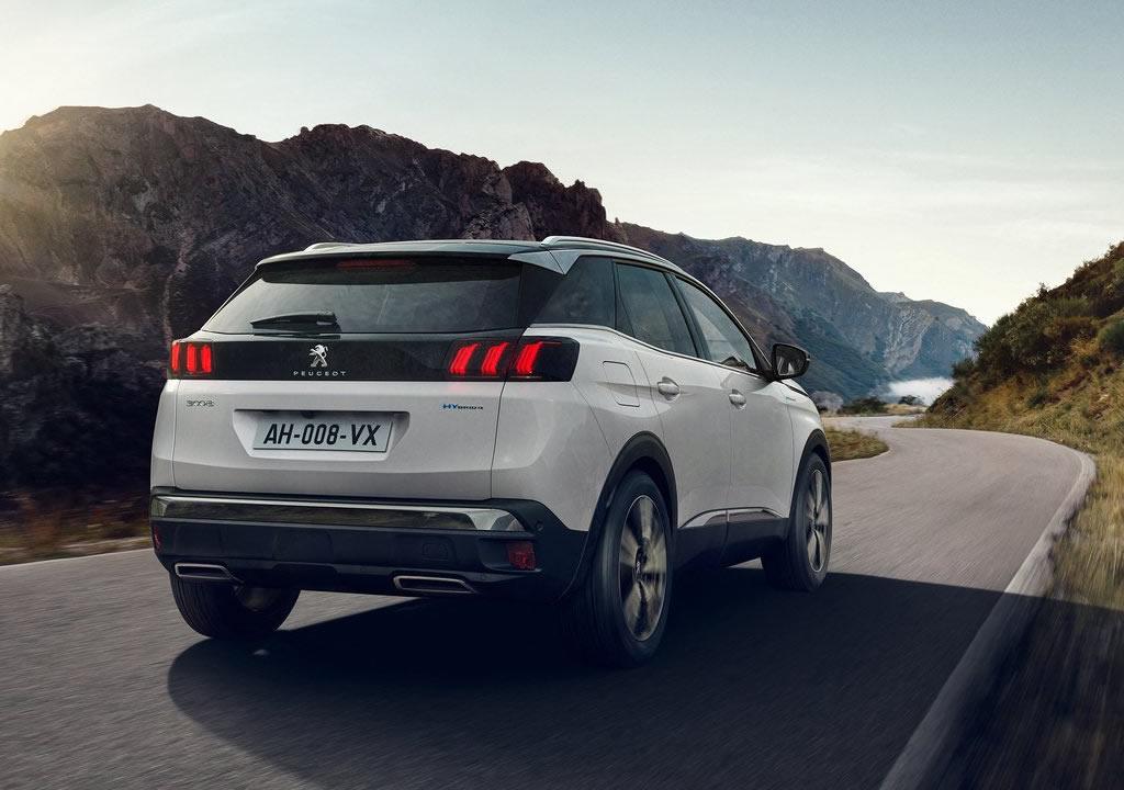 2021 Yeni Peugeot 3008 Teknik Özellikleri