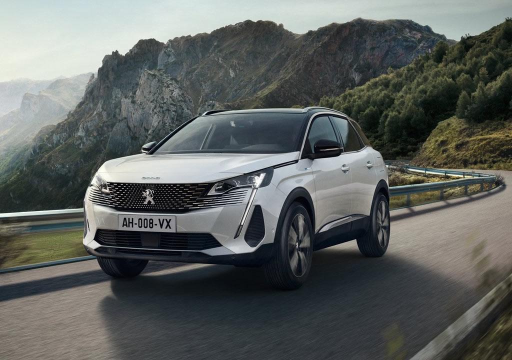 2021 Yeni Peugeot 3008 Donanımları