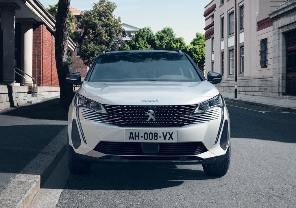 2021 Yeni Peugeot 3008 Türkiye
