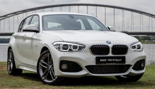 BMW 118i M Sport