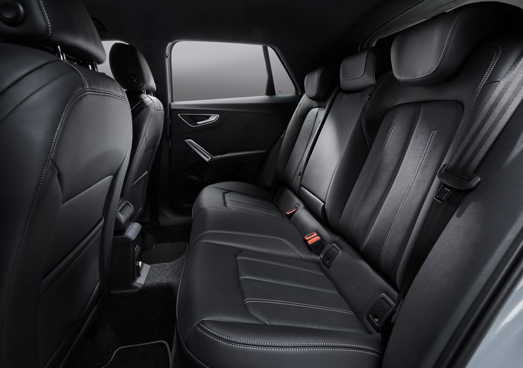 2021 Yeni Audi Q2 İçi