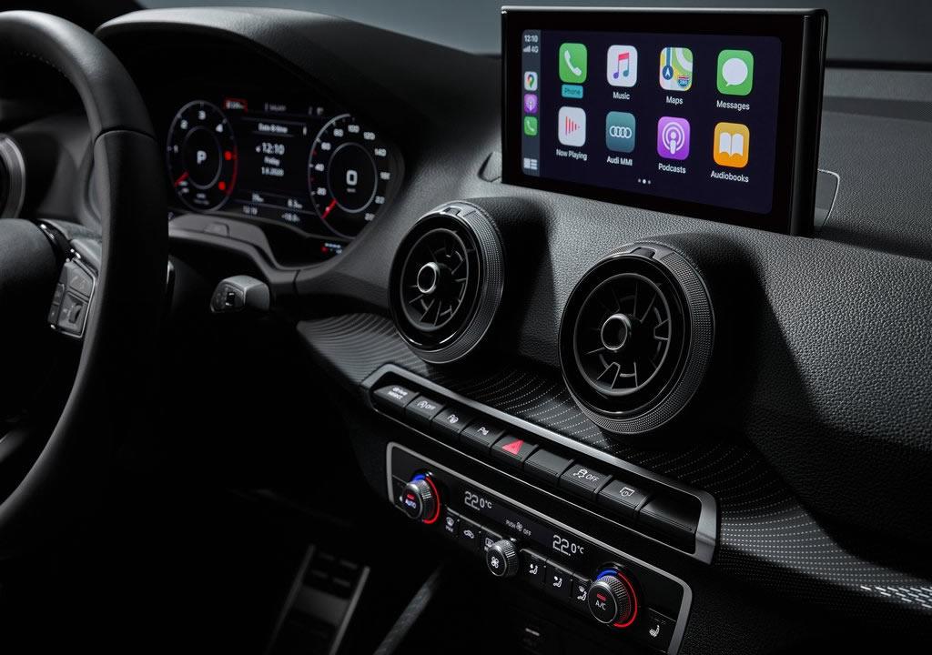 2021 Yeni Audi Q2