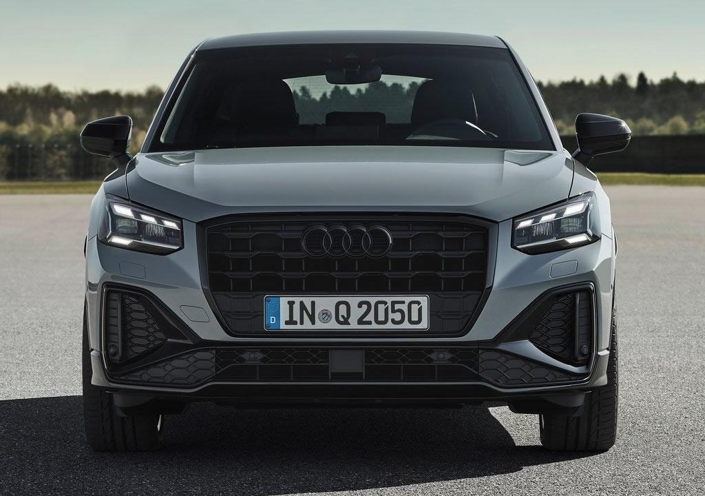 Makyajlı 2021 Audi Q2