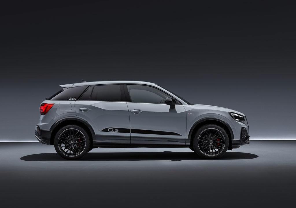2021 Audi Q2 Fotoğrafları