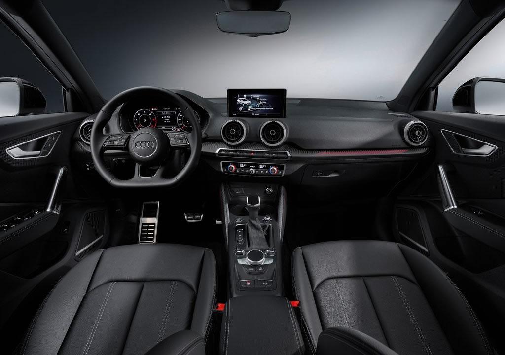 2021 Audi Q2 Kokpiti