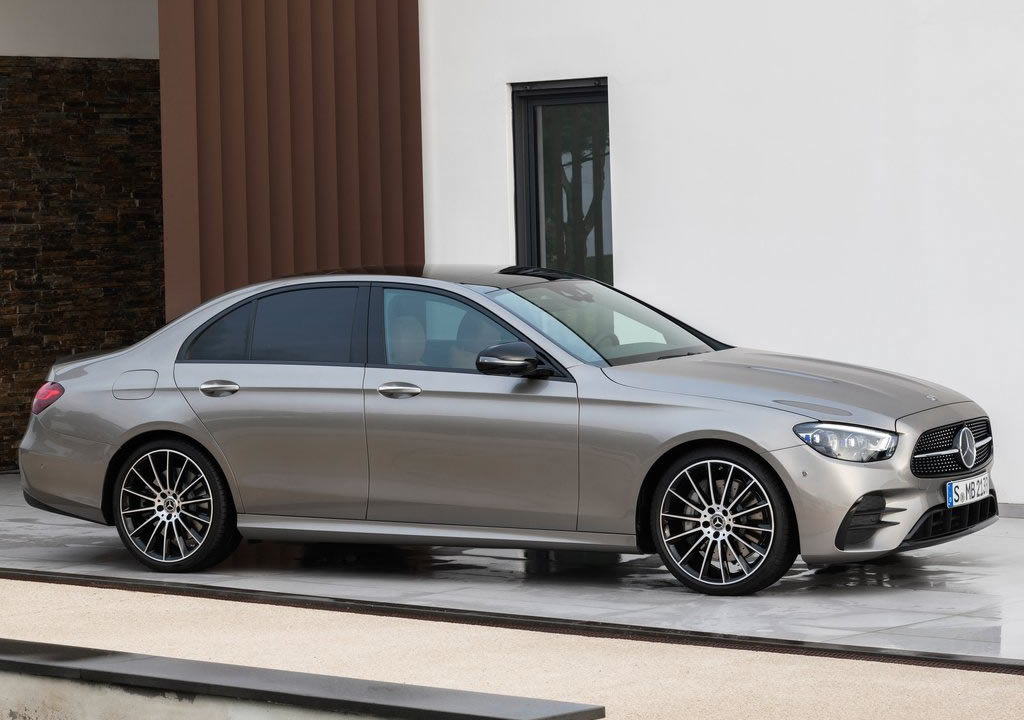Makyajlı 2021 Mercedes E Serisi Türkiye Fiyatı