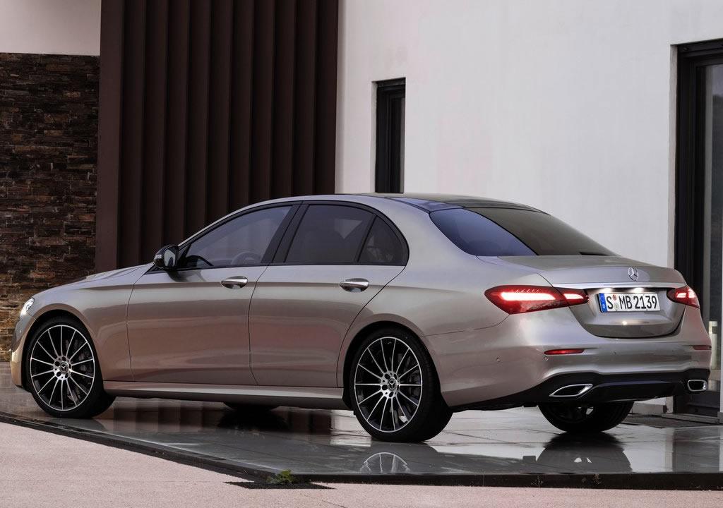 Makyajlı 2021 Mercedes E Serisi Fiyatı