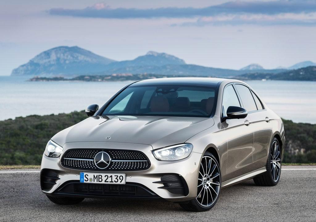 Makyajlı 2021 Mercedes E Serisi