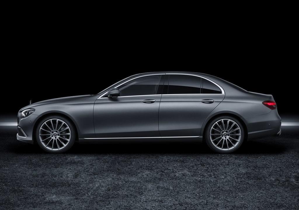 Makyajlı 2021 Mercedes E 220 dMakyajlı 2021 Mercedes E 200 d Teknik Özellikleri