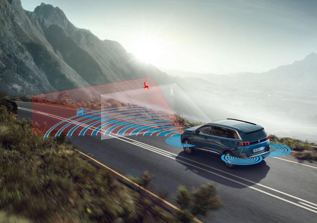 2021 Yeni Peugeot 5008