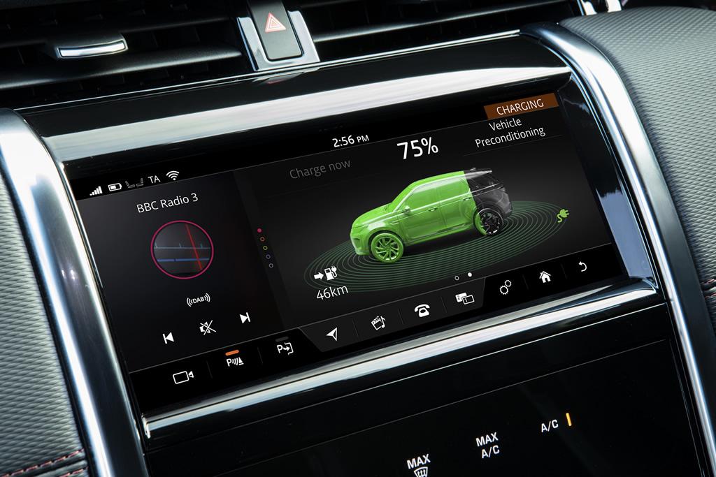 2020 Yeni Land Rover Discovery Sport Donanımları