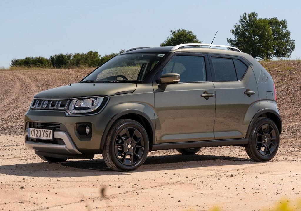 2020 Yeni Suzuki Ignis Teknik Özellikleri