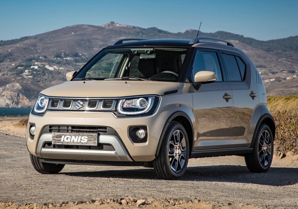 2020 Yeni Suzuki Ignis Fotoğrafları