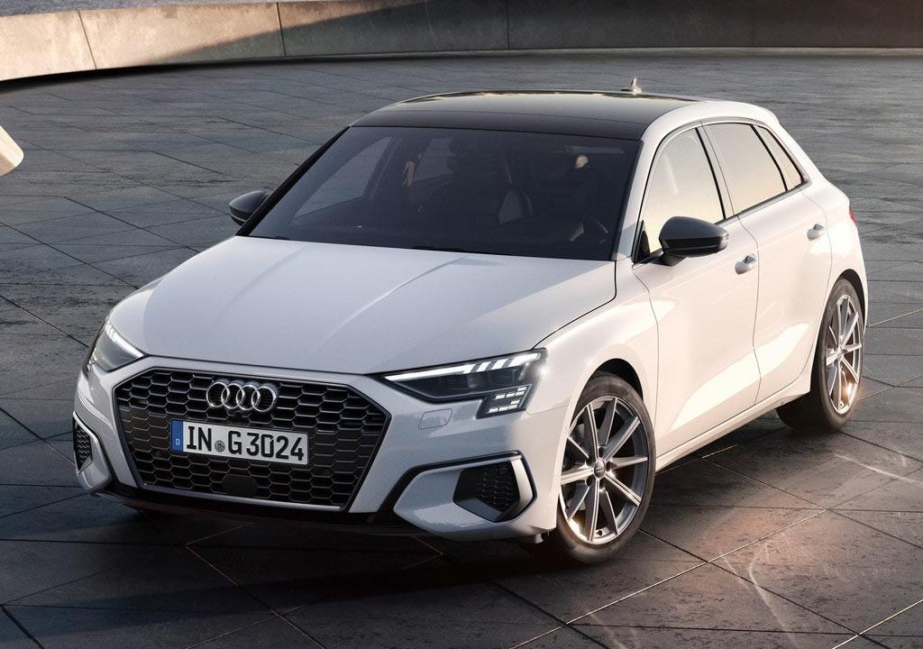2021 Audi A3 Sportback 30 g-tron Teknik Özellikleri
