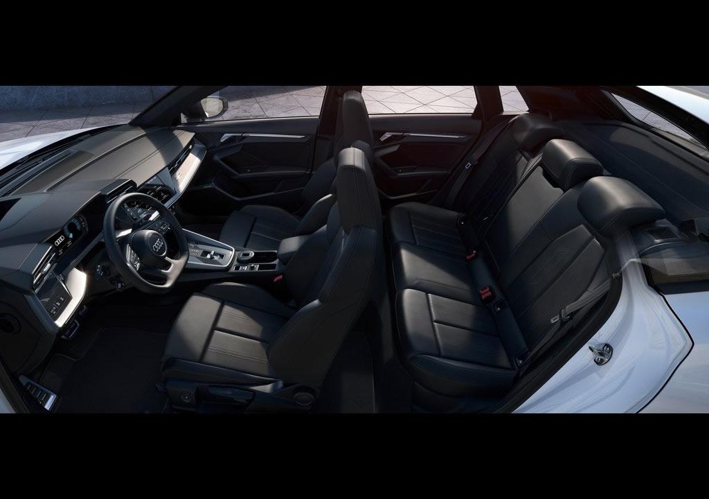 CNG'li 2021 Audi A3 Sportback 30 g-tron
