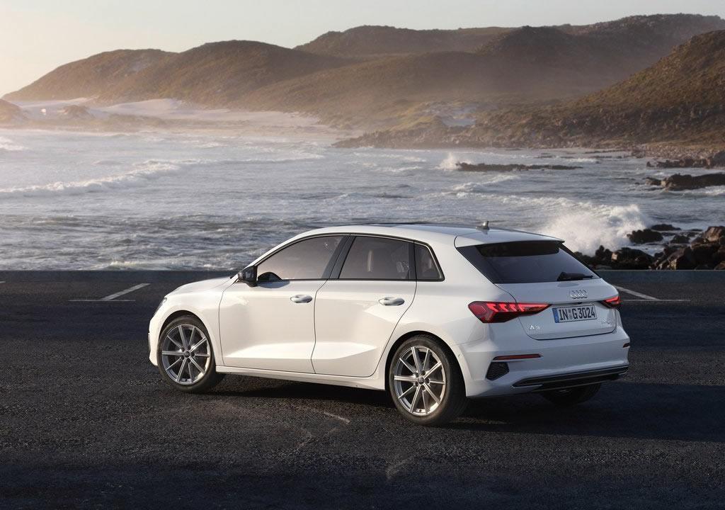 2021 Audi A3 Sportback 30 g-tron Türkiye Fiyatı