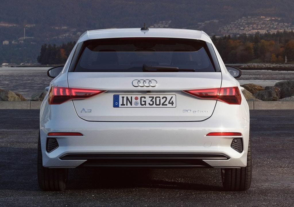 2021 Audi A3 Sportback 30 g-tron Donanımları