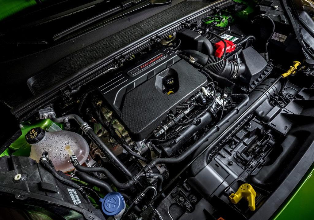 2021 Ford Puma ST Motoru