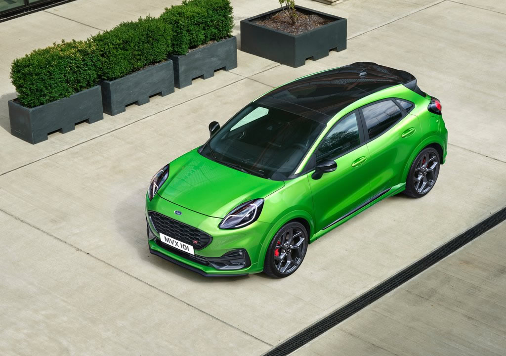 2021 Ford Puma ST Özellikleri