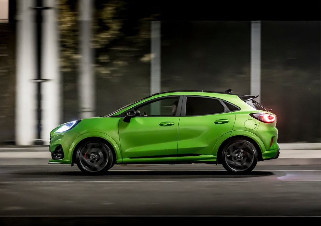 2021 Ford Puma ST Fotoğrafları