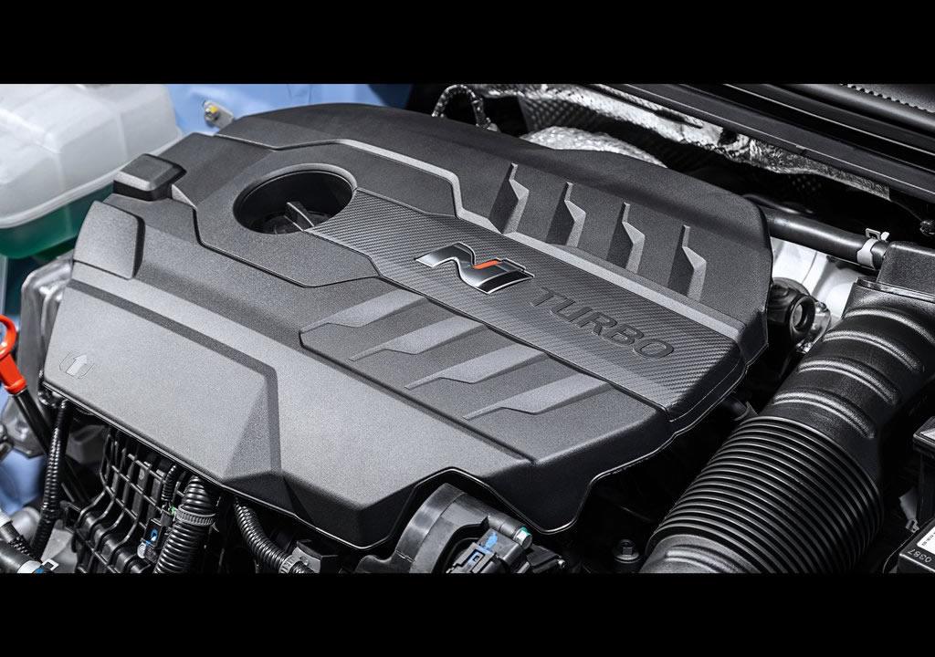 2021 Hyundai i30 N Motoru
