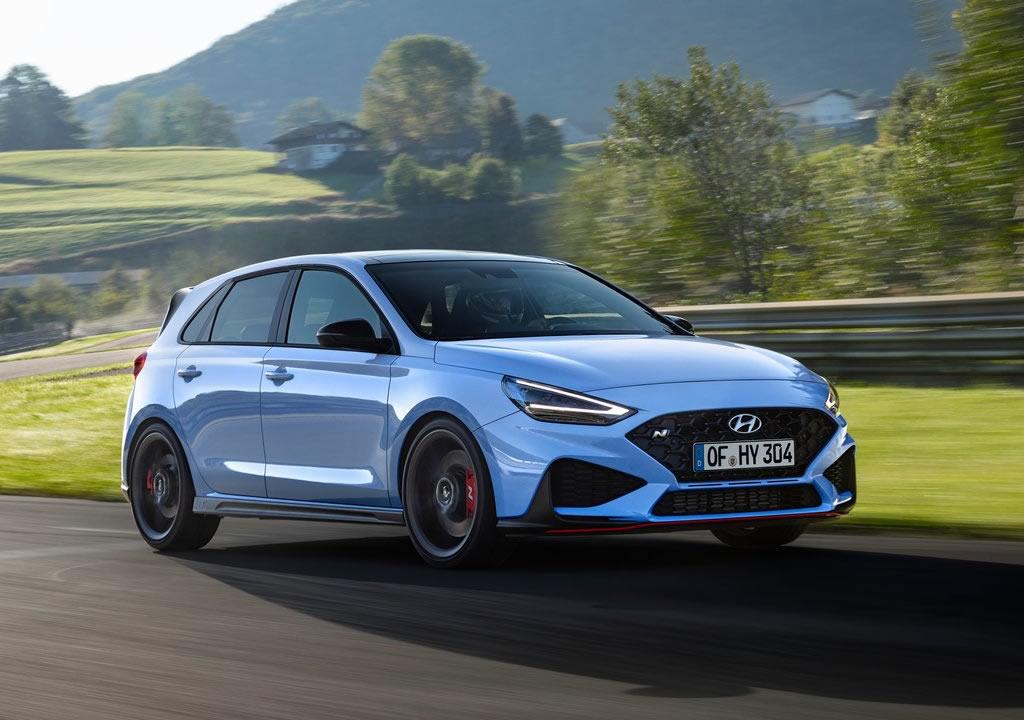 2021 Hyundai i30 N Teknik Özellikleri