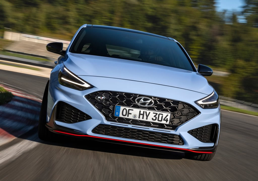 2021 Hyundai i30 N Kaç Beygir?