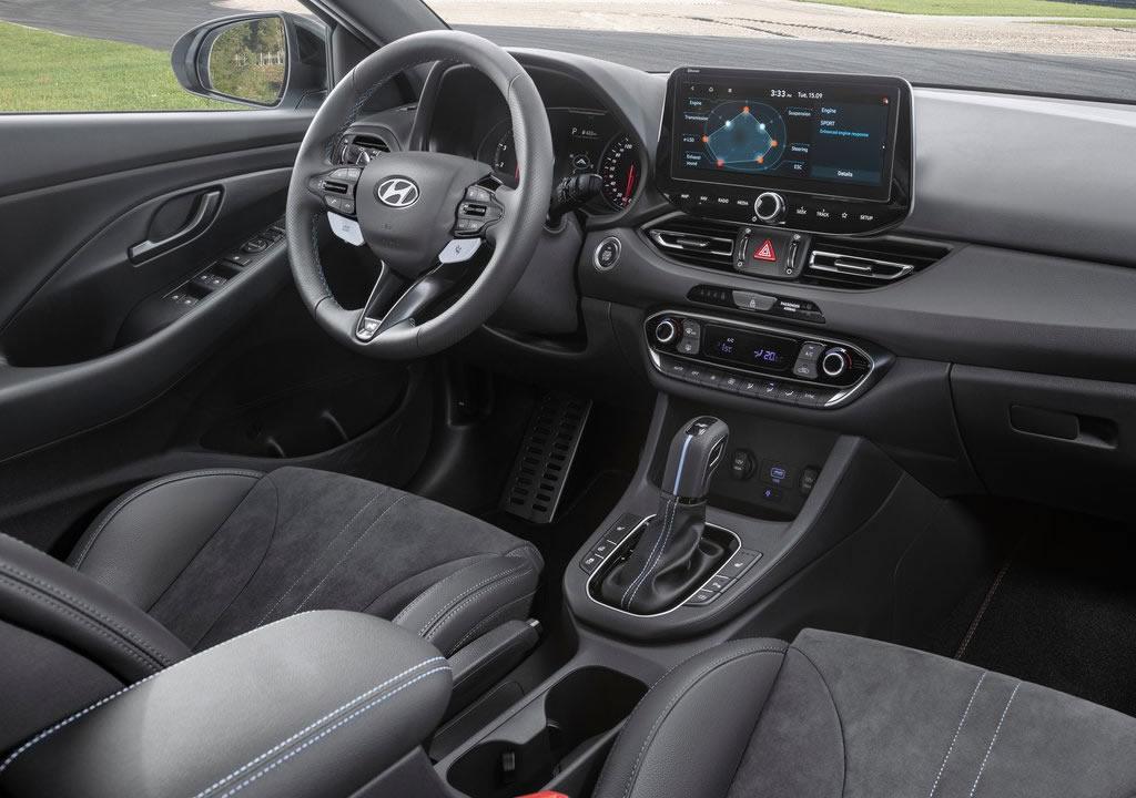 2021 Hyundai i30 N İçi