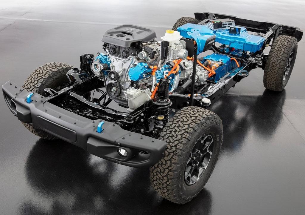 Yeni Jeep Wrangler Rubicon 4xe