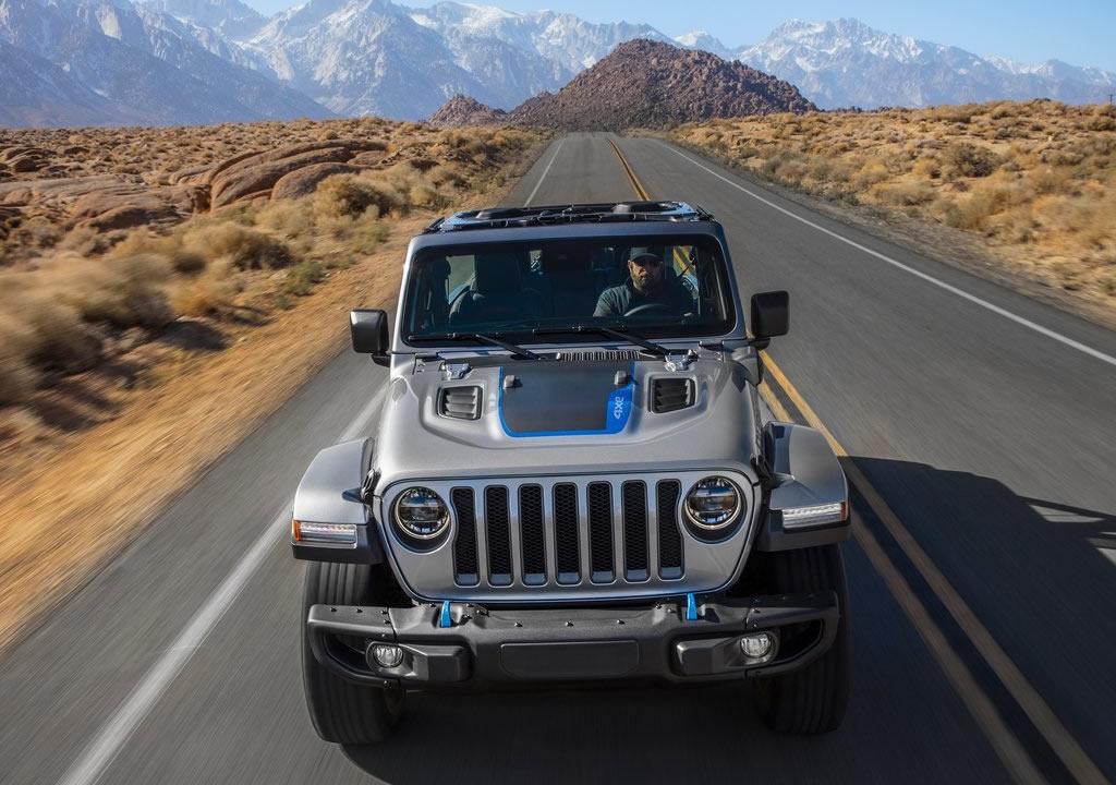 Hibrit 2021 Jeep Wrangler Rubicon 4xe Özellikleri