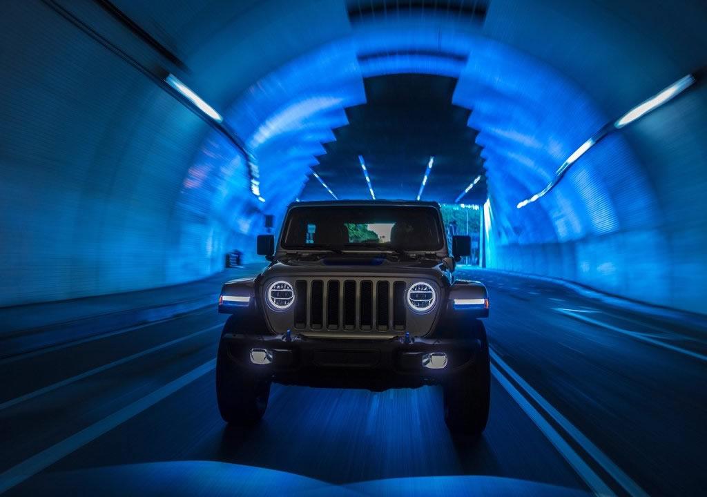 2021 Jeep Wrangler Rubicon 4xe Teknik Özellikleri