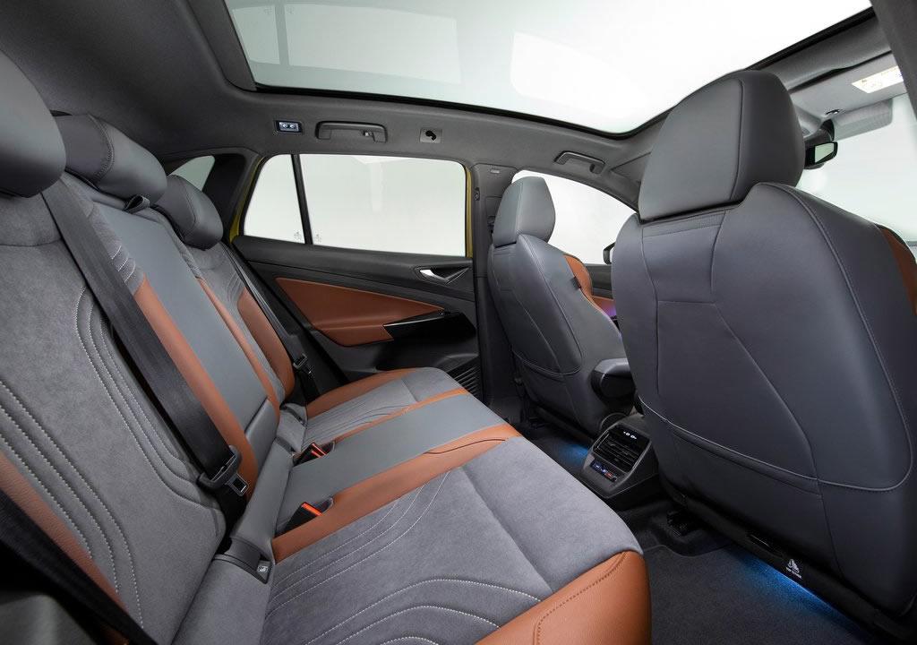 2021 Volkswagen ID.4 1st Edition Özellikleri
