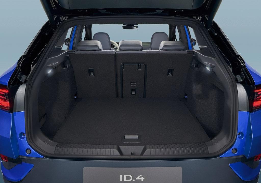 Volkswagen ID.4 Bagaj Alanı