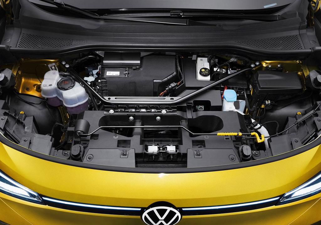 Volkswagen ID.4 Motoru