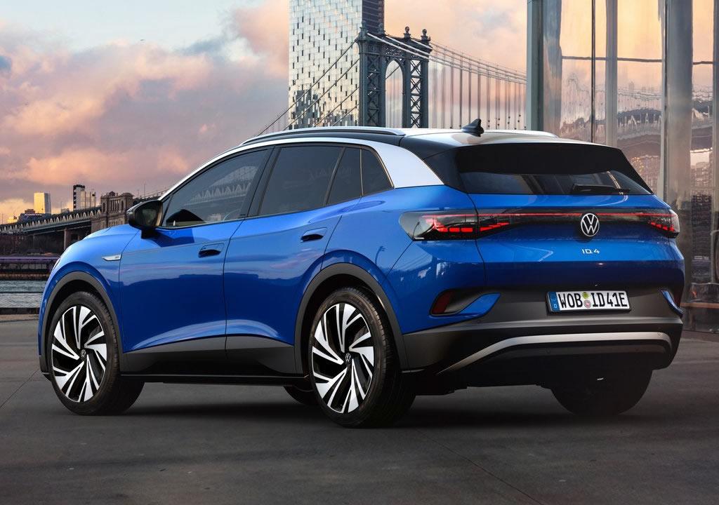 2021 Volkswagen ID.4 Özellikleri