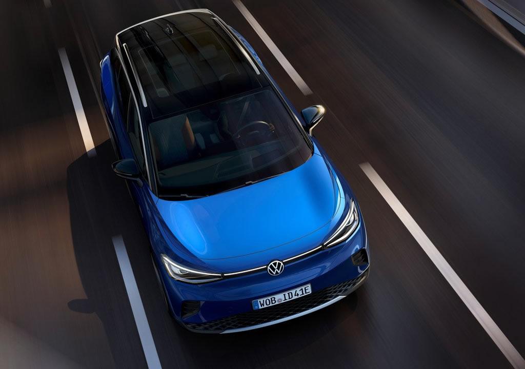2021 Volkswagen ID.4 Fiyatı