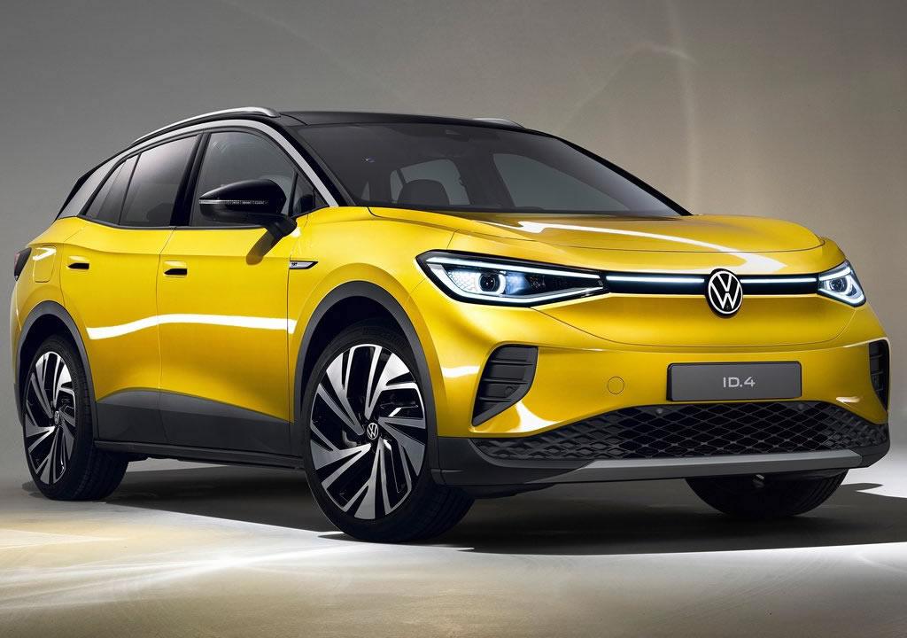 2021 Volkswagen ID.4 Menzili