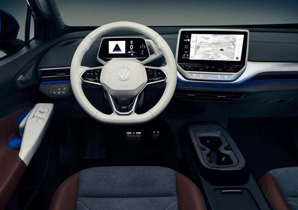 2021 Volkswagen ID.4 İçi