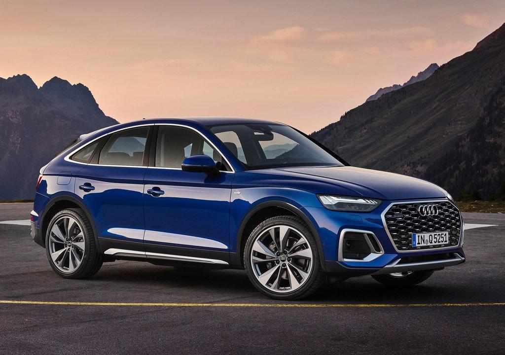 2021 Yeni Audi Q5 Sportback Özellikleri