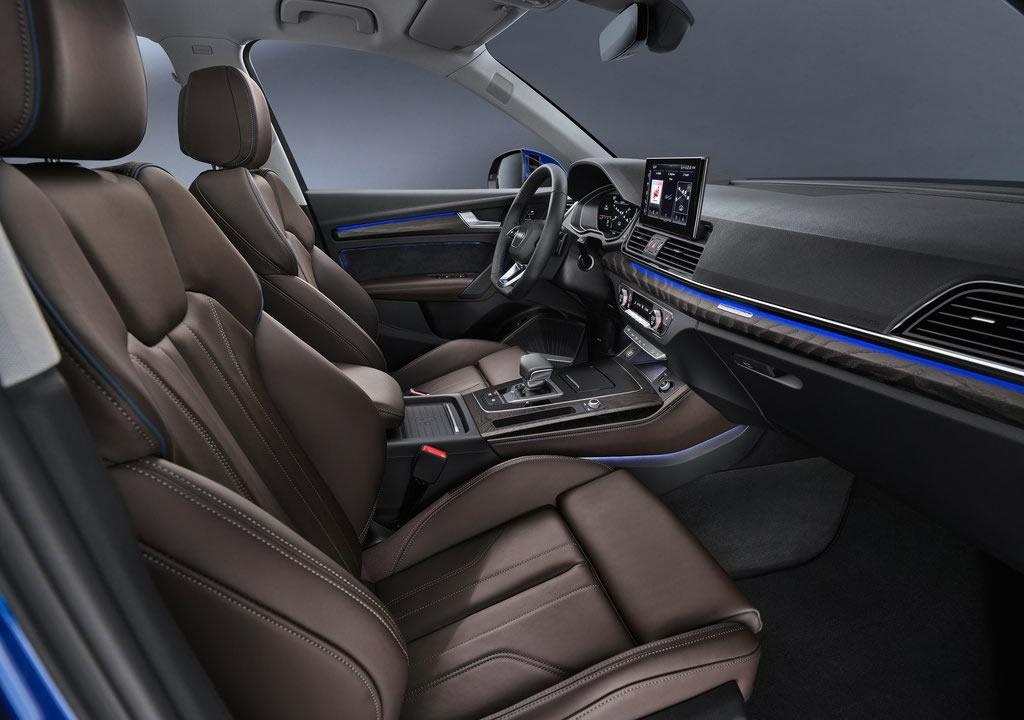 2021 Yeni Audi Q5 Sportback Donanımları