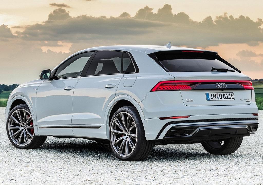 2021 Yeni Audi Q8 TFSI e Quattro Teknik Özellikleri