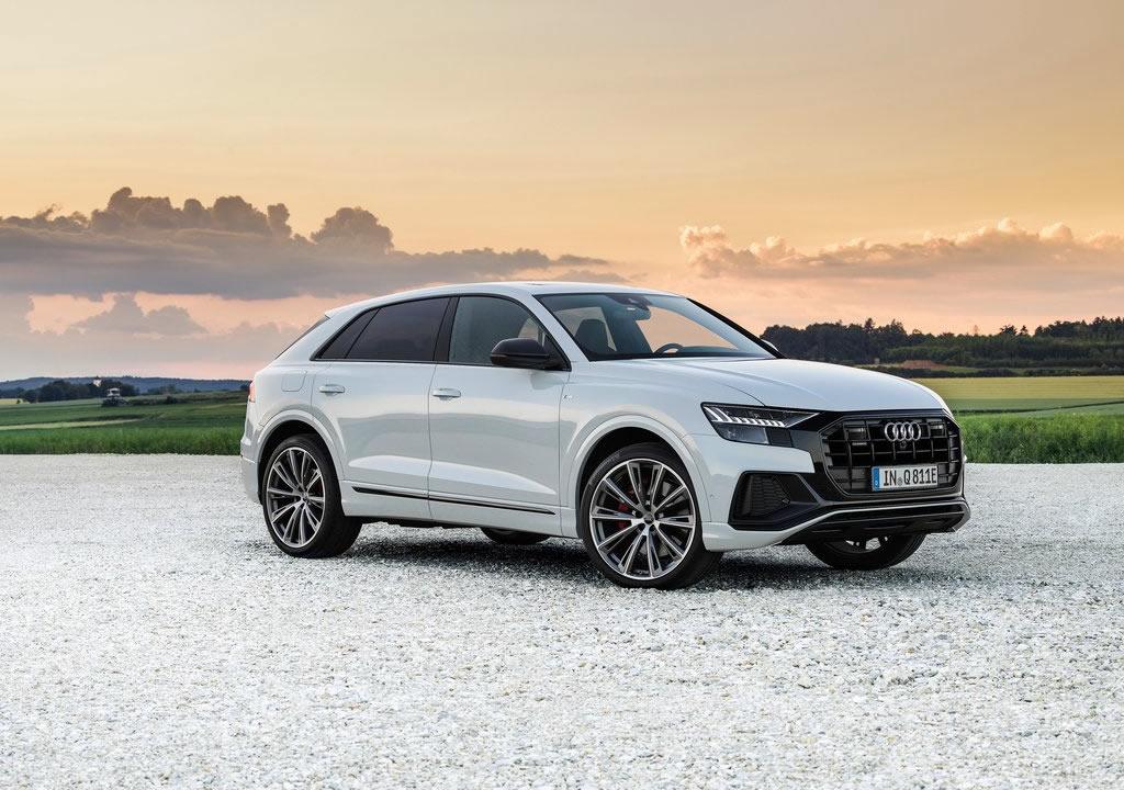 2021 Yeni Audi Q8 TFSI e Quattro