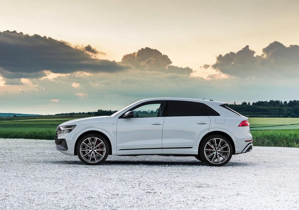 2021 Yeni Audi Q8 TFSI e Quattro Kaç Beygir?