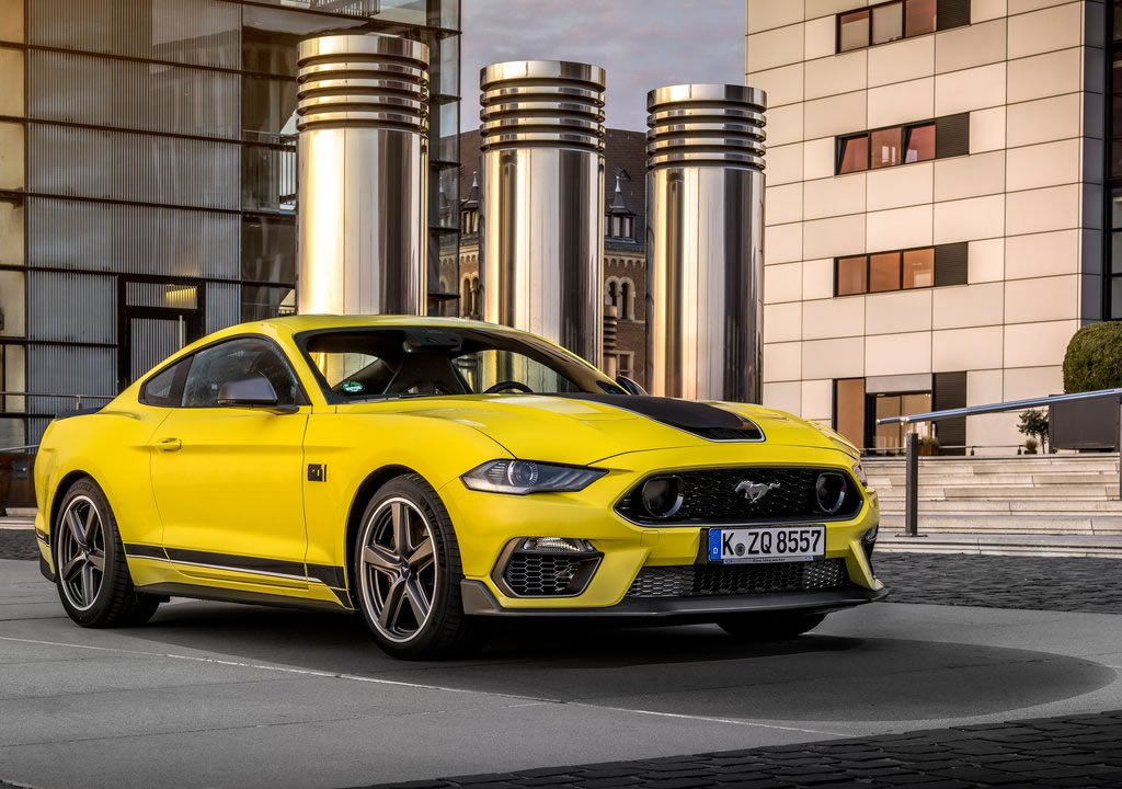 2021 Yeni Ford Mustang Mach 1 Özellikleri