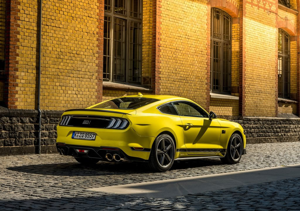 2021 Yeni Ford Mustang Mach 1 Teknik Özellikleri